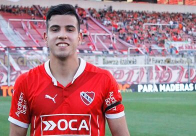 """LLEGÓ MI CHANCE EN INDEPENDIENTE"""