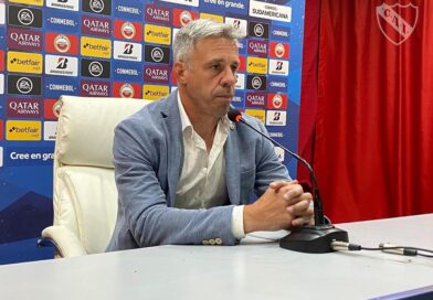 """""""ESTOY CONFORME CON EL TRABAJO DE LOS JUGADORES"""""""