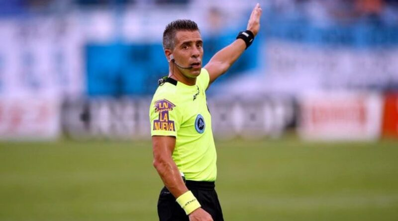 TERNA ARBITRAL FRENTE A DEFENSA